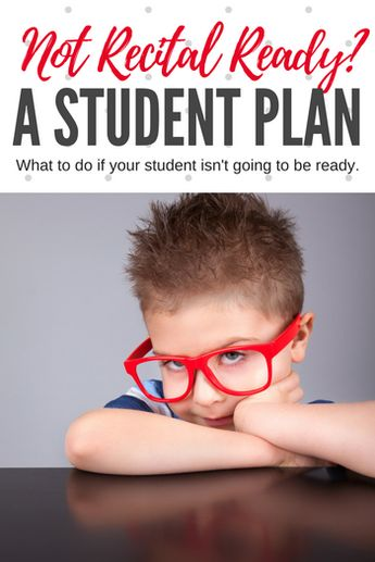 Don't panic! We have a plan for your 'not-yet-ready' student