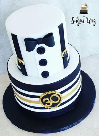 Man Cake Birthday Ideas