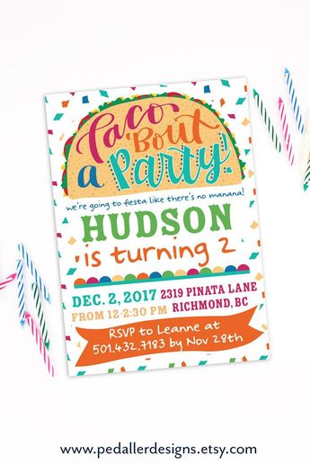 holy guacamole fiesta invitation custom event invite