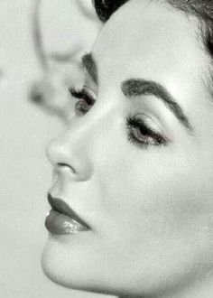 Elizabeth Taylor - her nose and Grace's were once the most requested of plastic surgeons