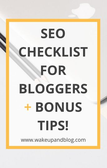 Do you want more traffic to your blog? Do you want to appear higher up on Google? You need to improve your SEO! | click to read our 7 SEO tips plus get our SEO checklist for bloggers with 2 bonus tips! | #SEO #blogging #bloggingtips