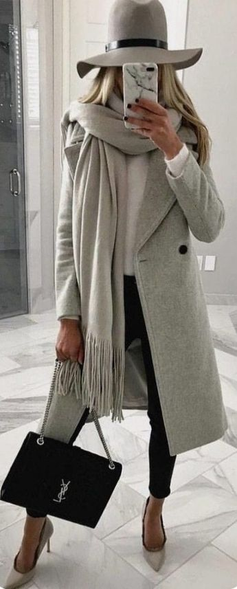 45 Fascinating Fall Outfits You Need ASAP / 11 #Fall #Outfits
