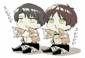 List of levi x eren lemon funny image results | Pikosy