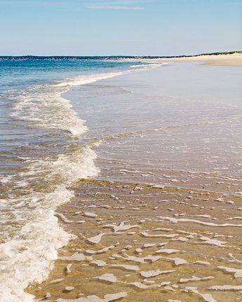 Beach Photography, Beach Landscape, Ocean Photography, Ocean Waves, Coastal Decor, Crane Beach Ipswi