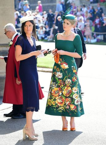 All the Best Dressed Guests From Prince Harry and Meghan Markle's Royal Wedding