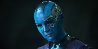 The Most Complex Makeup In 'Guardians Of The Galaxy' Took More Than 4 Hours And A Shaved Head
