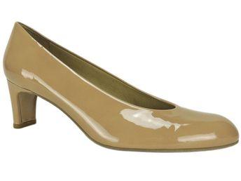 780ccae7a10 Stuart Weitzman Women s Chicpump Low Heel Pumps Adobe Aniline Size 8 M   StuartWeitzman  PumpsClassics