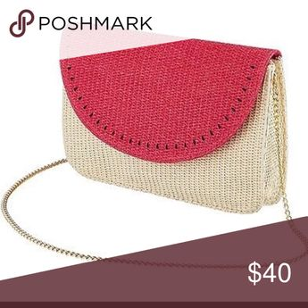 dd2864c2c4 Escada Sorbetto Rosso Watermelon Crossbody NWT Escada Sorbetto Rosso  Watermelon Crossbody Brand new still in bag