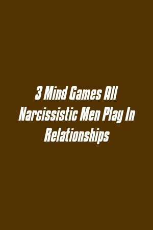List of mind games quotes relationships narcissist image ...