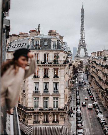 Paris ... ~ Weekend & Inspiration   Cool chic fashion - Yolanda