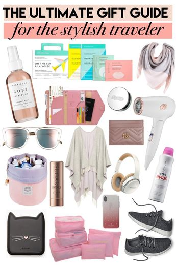 The Ultimate Gift Guide for the Stylish Traveler