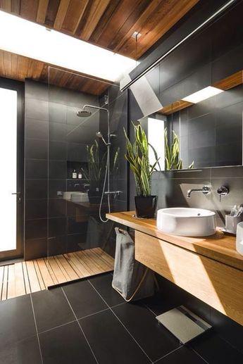 17 Ideas de Decoración para Baños Modernos