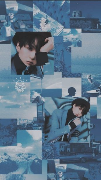 Suga Green Aesthetic Wallpaper Credits To Twitter Butterf