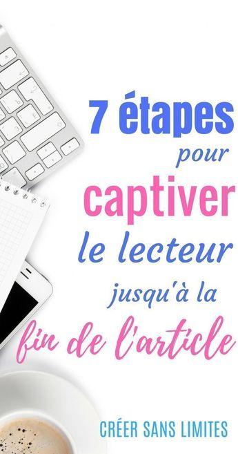 Article de blog 📋 : Comment faire pour tenir le lecteur jusqu'au bout ? 😳-#article #blog #bout #Comment #faire #jusquau #lecteur #pour #tenir