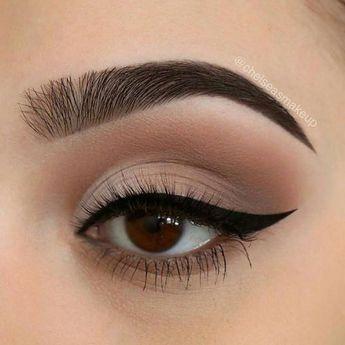 Shimmering and Natural Summer Makeup # Natural Makeup # Natural Makeup Idea