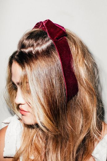 Unexpected Hairstyles Perfect For All Of Your Holiday Events
