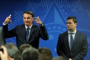 Bolsonaro celebra MP sobre venda de bens apreendidos do tráfico