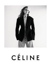 Céline Resort 2016 Ad Campaign