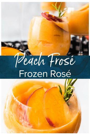 Peach Rosé