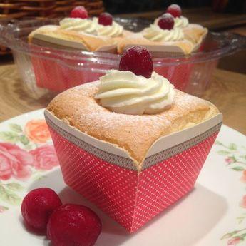 Hokkaido Chiffon Vanilla Cupcakes – Bake Along #84
