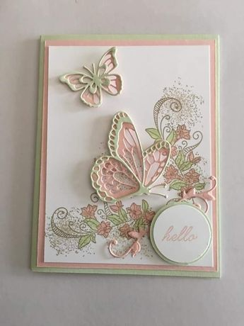 Stampin' Up! beauty abounds