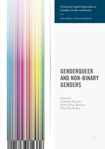 Genderqueer and Non-Binary Genders (eBook)