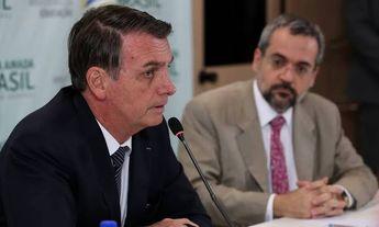 Não houve desinformação no Enem 2019, diz Bolsonaro