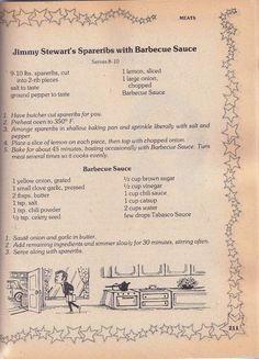 Celebrity Recipes