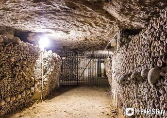 Catacombs Tours | Paris A combination of passionate storytelling, expert local guides, skip the line tickets and a maximum group size of 16 people!