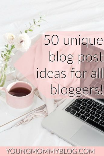 Stuck on what to write for your new post? It's happened to everyone. Whether it's writer's block or you simply aren't in the mood to think of what to write about. So, here are 50 blog posts that you can write about