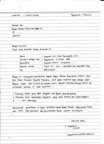 List Of 10 Contoh Surat Image Results Pikosy