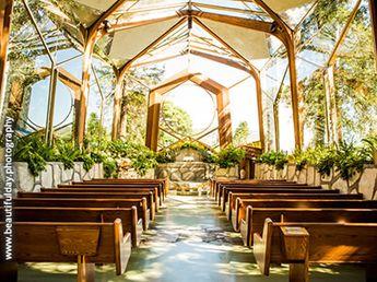 Wayfarers Chapel Wedding Venue Rancho Palos Verdes CA 90275