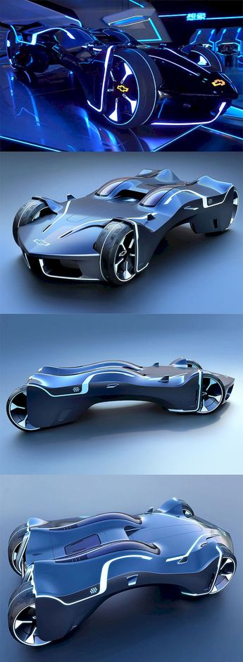 4 Jaw-Dropping Futuristic Cars You Can See Shortly
