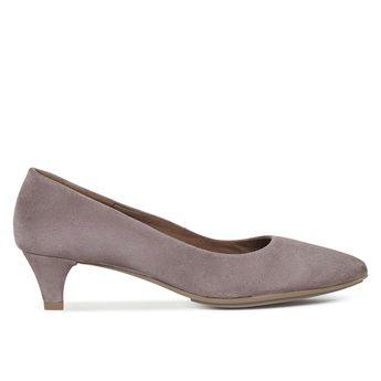 bda0ad42 Zapatos de mujer stilettos TOPO con tacón bajo – Zapatos miMaO Online – miMaO  ShopOnline