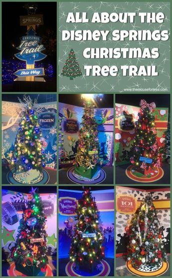 Disney Springs Christmas Holiday Events at Walt Disney World