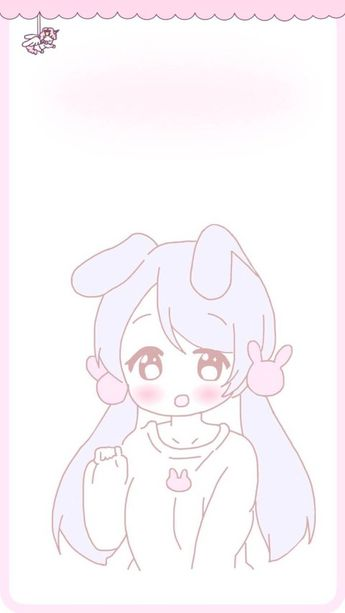 Cute Kawaii Anime Wallpaper Lolita