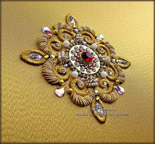 hand embroidery | by Blazhko's gold embroidery