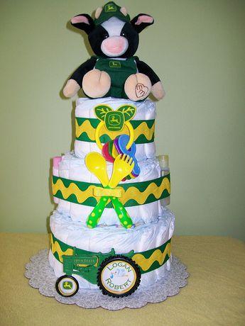 John Deere Cake *Personalized*