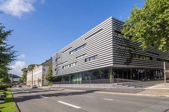 Architekturcampus Haspel der Bergischen Universität Wuppertal