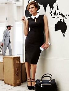 Josephine Dress - Eva Mendes Collection
