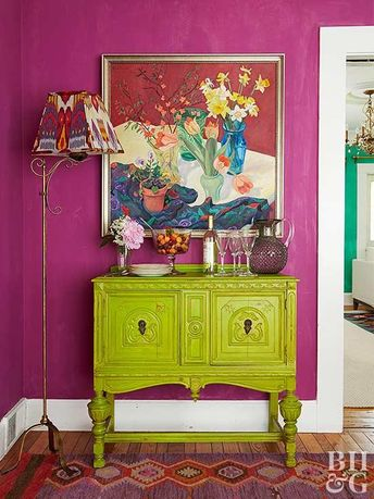 Gorgeous Complementary Color Schemes