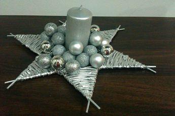 1fb7d4e9d ďaľšia hviezda. Vianocna hviezda - pletenie z papiera - Album používateľky  ...