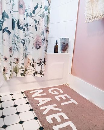 Get Naked Shower Curtain