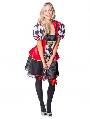 Kleid Candy Mix Damen für Karneval & Fasching » Deiters #ca