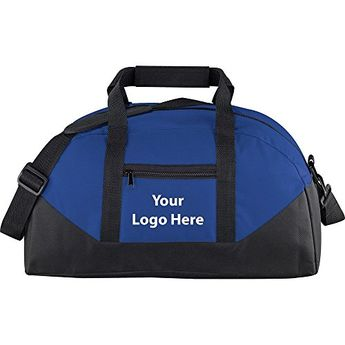 Stadium 18 Duffel Bag 50 Quantity 690 Each PROMOTIONAL PRODUCT BULK BRANDED  with YOUR LOGO CUSTOMIZED 6d9313aeff21a