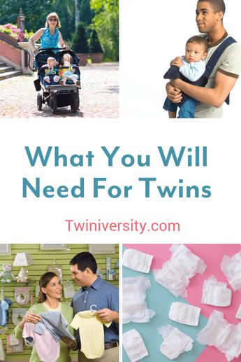 Are you wondering what you'll need for twins? We've put a list together of the baby basics you will need to get ready to welcome home your newborn twins!