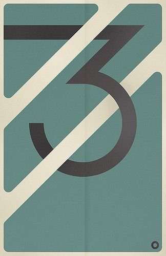 """""""3"""" poster"""