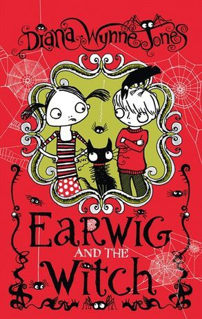 Earwig and the Witch (Diana Wynne Jones) ISBN 9780007416868 #books