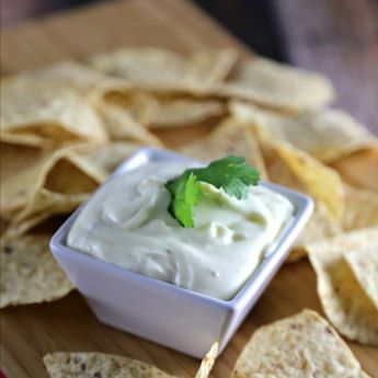 Quick and easy Queso Blanco Dip! Make it on the stove top or slow cooker!