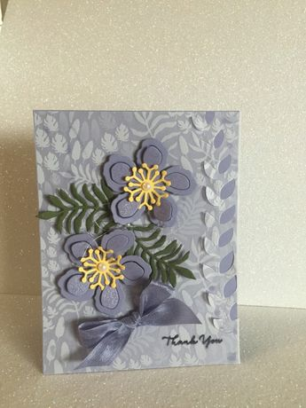 Wisteria Wonder Gardens by Barbara criss john - Cards and Paper Crafts at Splitcoaststampers